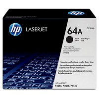 Mực in HP 64A Black LaserJet Toner Cartridge (CC364A)